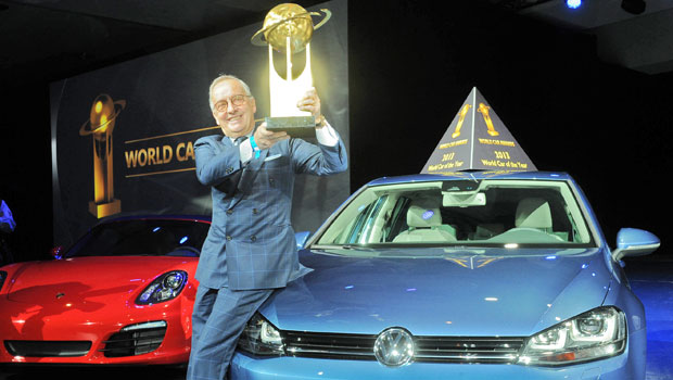 Volkswagen Golf: è World Car of The Year 2013 News