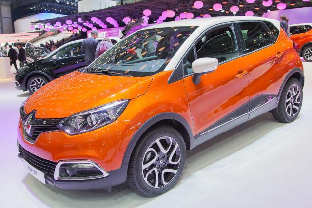 Il prezzo in Italia della Renault Captur Renault
