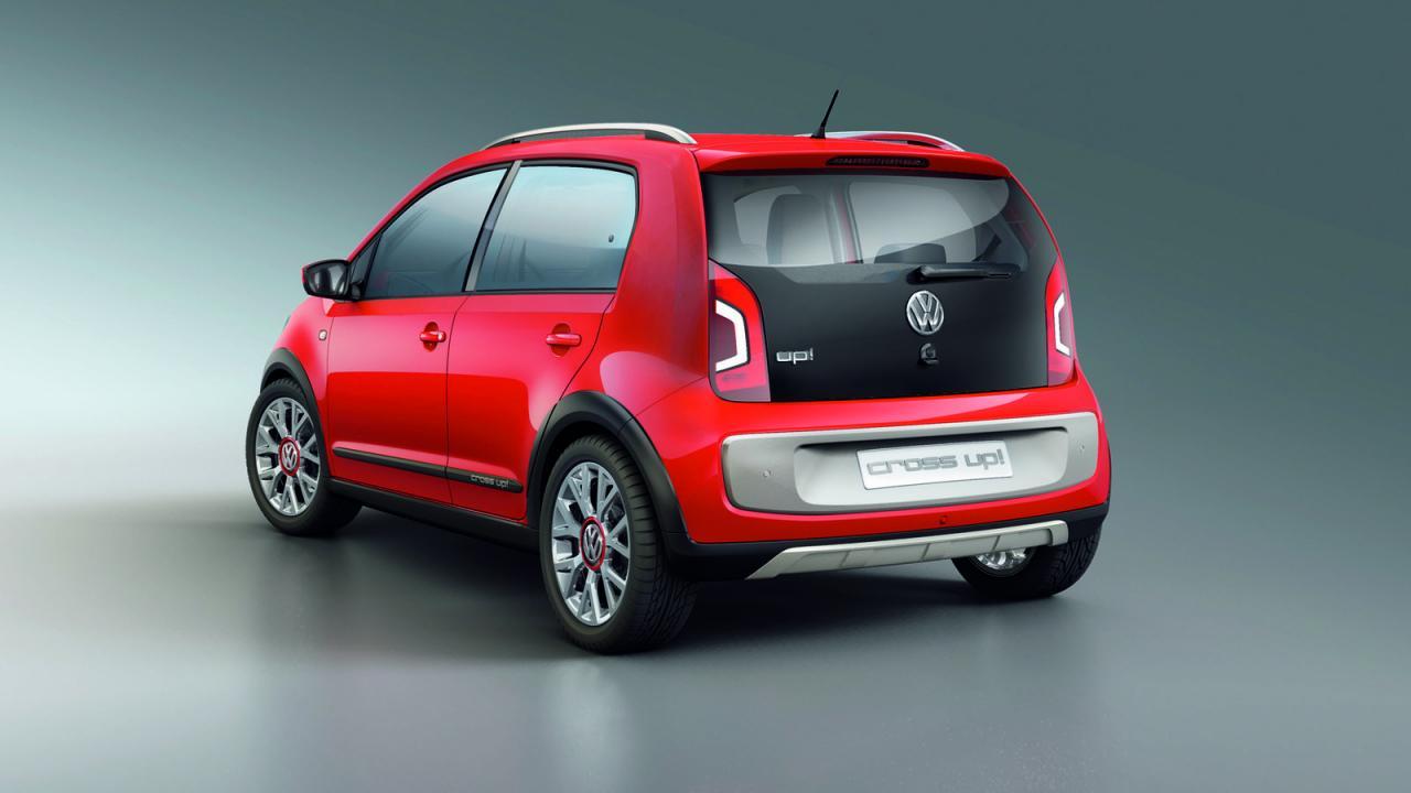 Volkswagen Cross Up: prezzo e dimensioni Volkswagen
