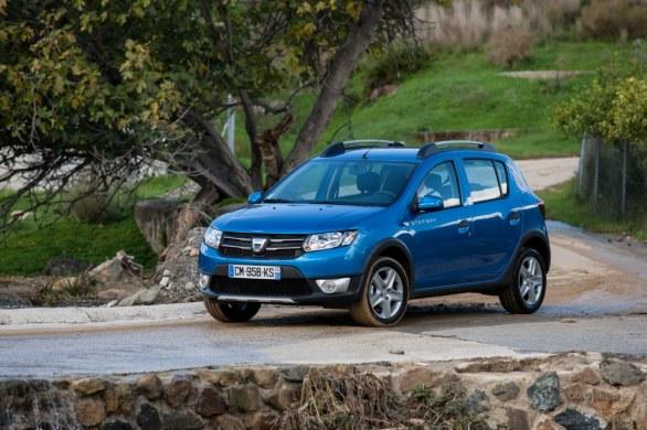 La nuova Dacia Sandero Stepway 2013 Recensioni