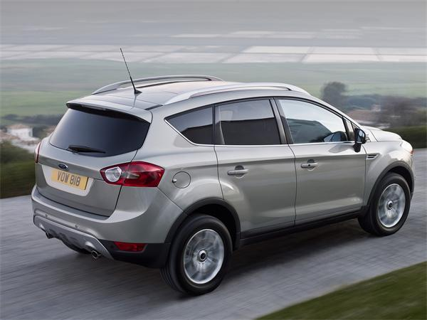 Il nuovo Ford Kuga a Km 0 Ford