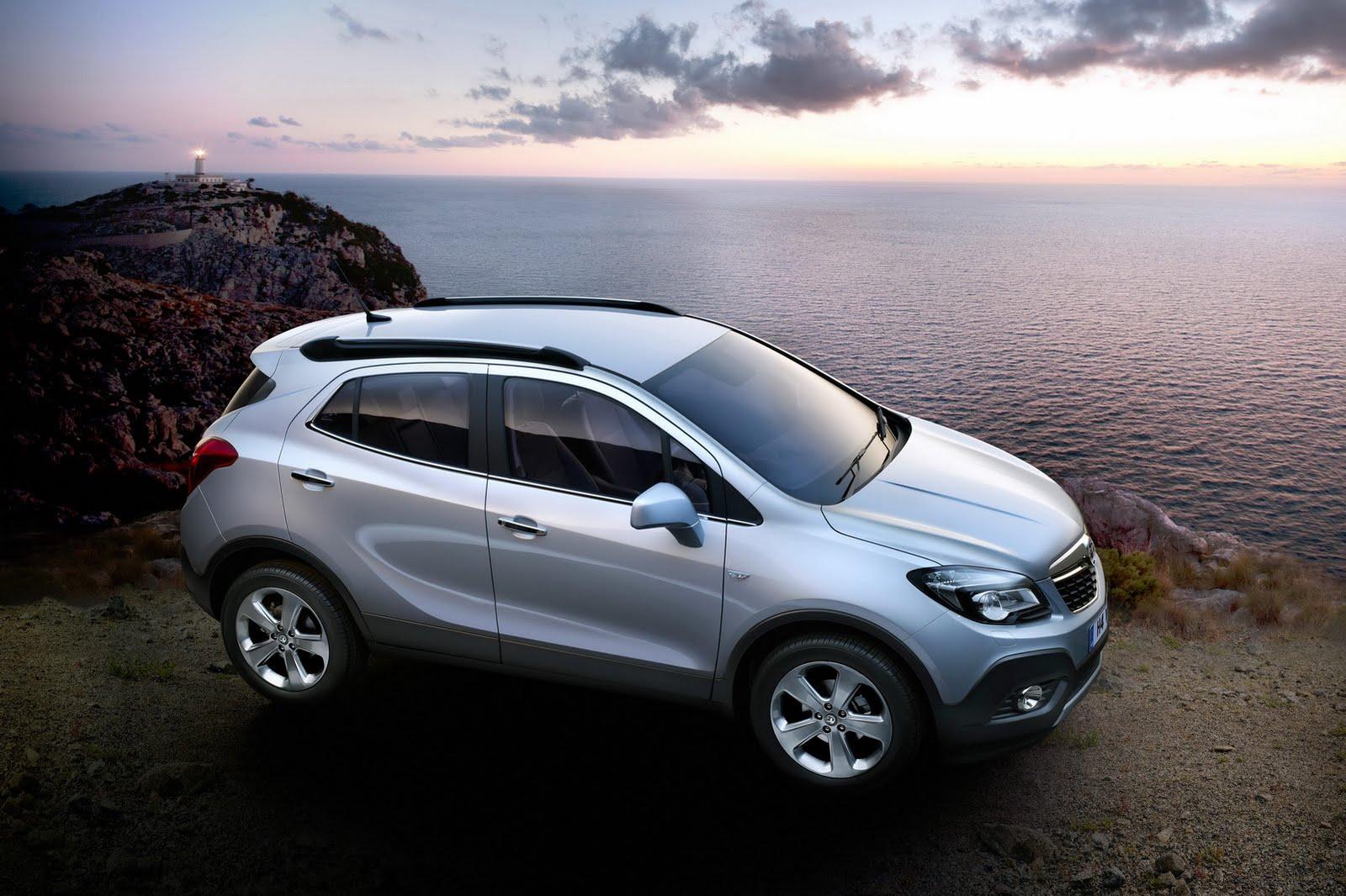 Le dimensioni dell'Opel Mokka Recensioni