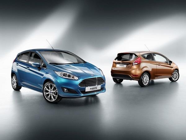 La promozione Ford Fiesta 2013 Ford