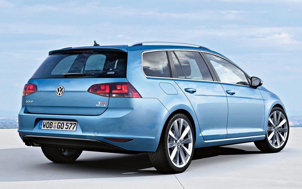 Arriva la Golf Variant 2013: caratteristiche e prestazioni Recensioni Volkswagen