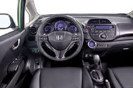 Honda Jazz ibrida