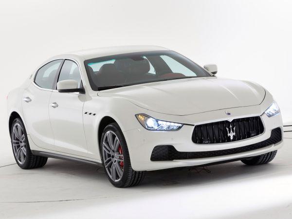 Mostra per il Centenario di Maserati al Museo Enzo Ferrari pt.2 Auto di lusso