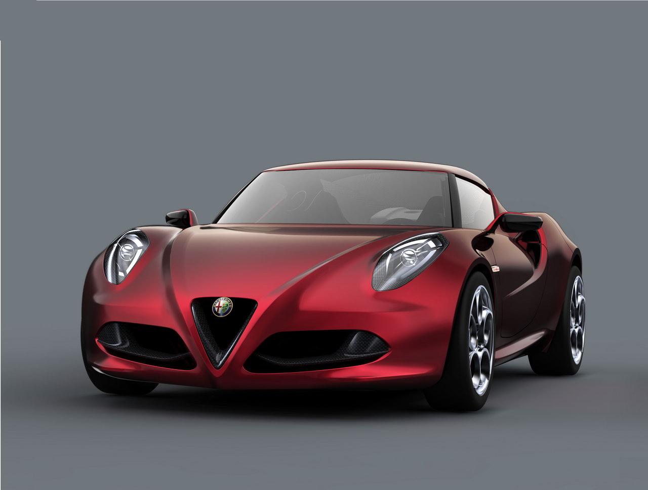 Il sound della nuova Alfa Romeo 4C: spunta il video! Fiat Chrysler Jeep