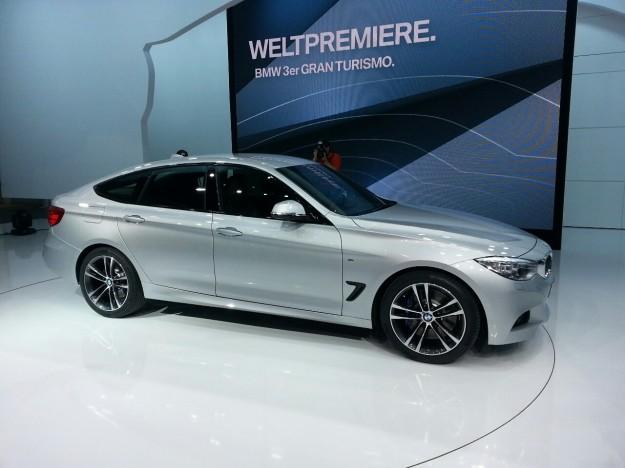 Caratteristiche e prezzi della BMW Serie3 GT BMW Recensioni