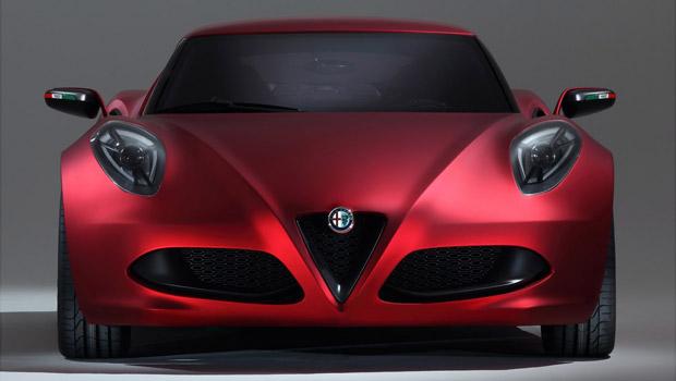 Caratteristiche e prezzo dell'Alfa Romeo 4C Fiat Chrysler Jeep