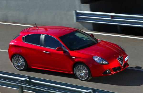 Caratteristiche e prezzo dell'Alfa Romeo Giulietta GPL Fiat Chrysler Jeep