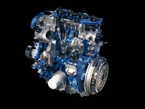 Motore Ecoboost 1.0 è il motore dell'anno Ford