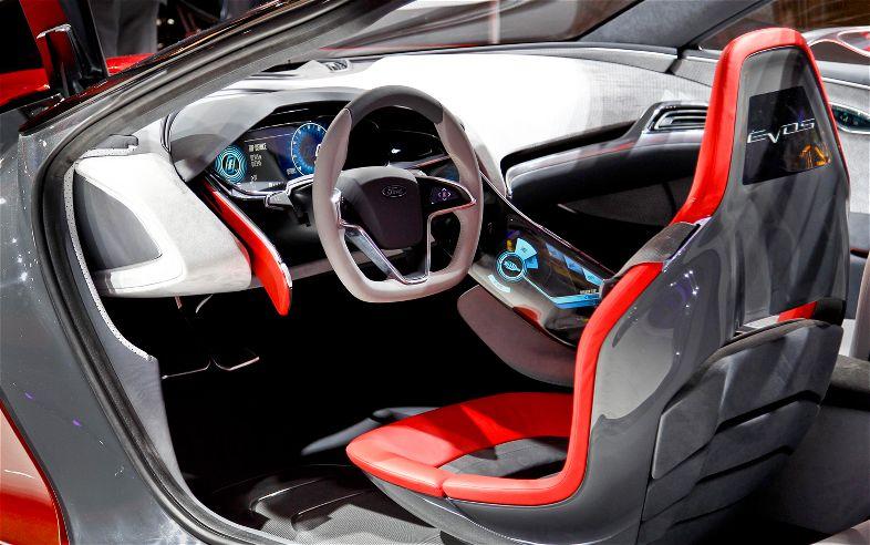 Sarà presentata a Settembre la nuova Ford Evos Ford