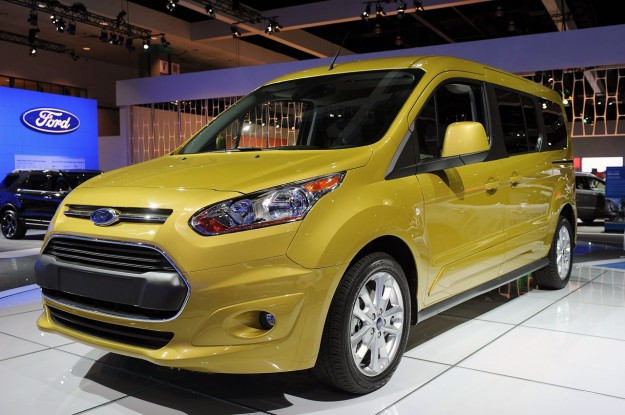 La nuova Ford Tourneo Connect Ford Recensioni