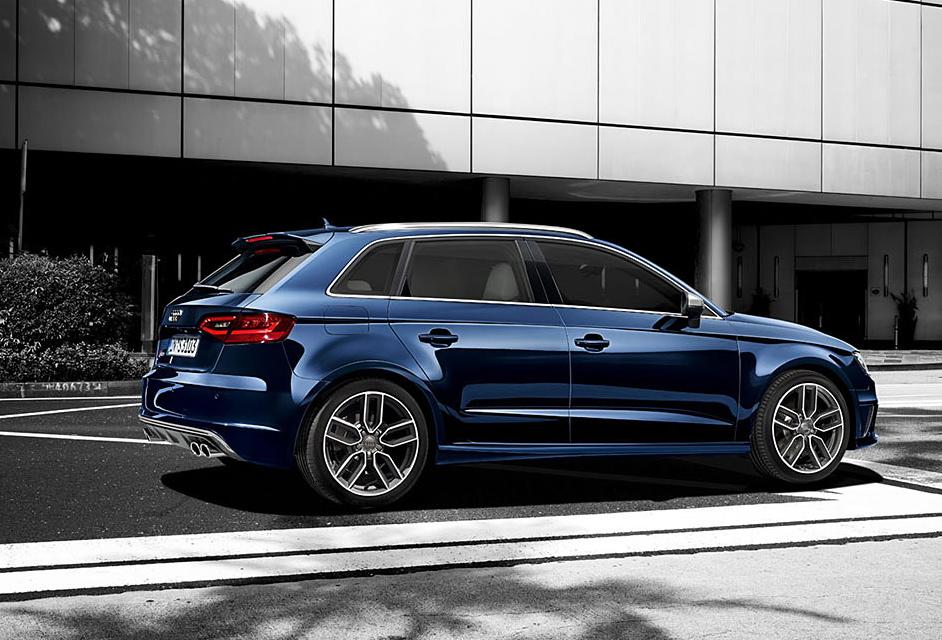 Prestazioni e caratteristiche dell'Audi S3 Sportback 2013 Audi