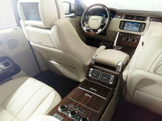 Recensione Range Rover 2013 Recensioni