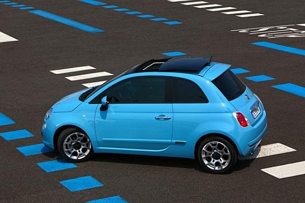 500 Twinair Fiat Chrysler Jeep