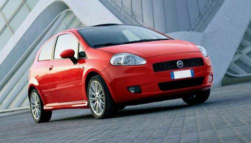 Recensione Fiat Grande Punto a metano Fiat Chrysler Jeep
