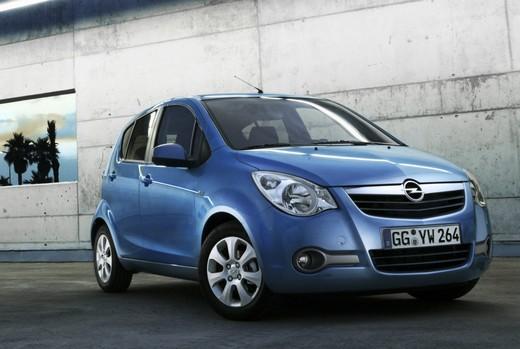 Opel Agila GPL: pratica ed ecologica! Recensioni