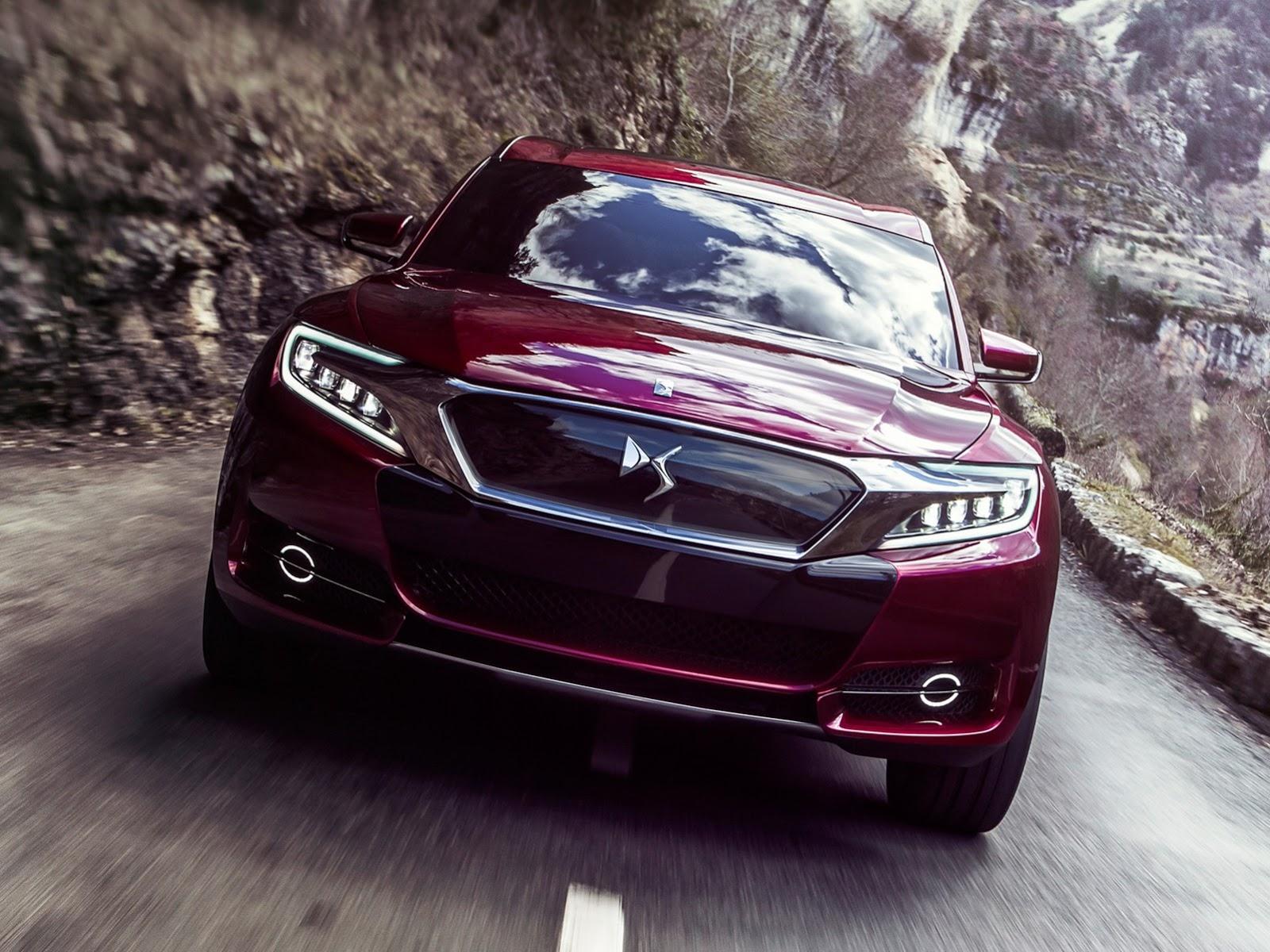 Caratteristiche e prestazioni del nuovo SUV Citroen Citroen