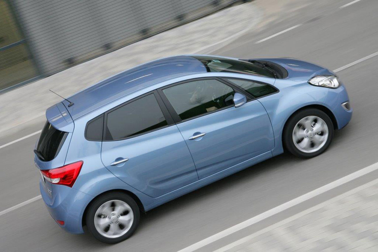 Per una scelta più ecologica: Hyundai ix20 a GPL Recensioni