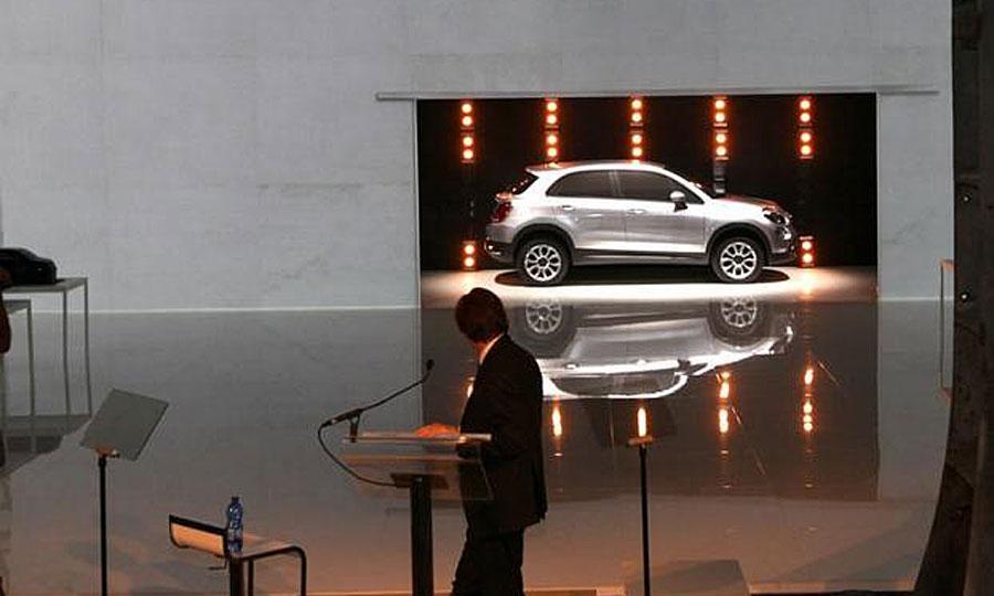 Caratteristiche e prezzo della 500X Fiat Chrysler Jeep News