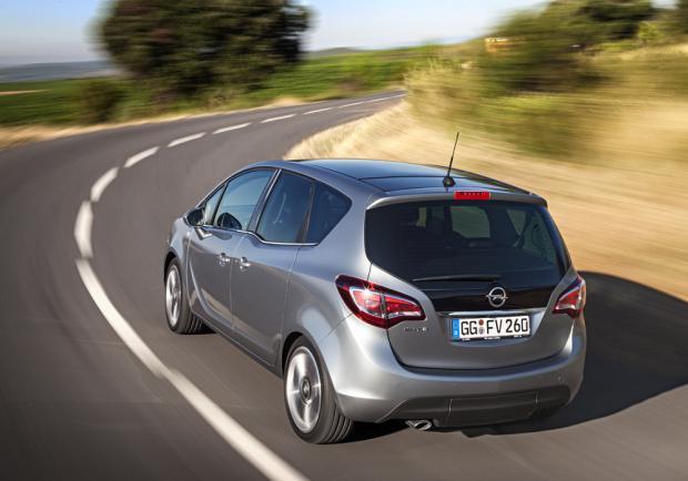 Caratteristiche e uscita della nuova Opel Meriva News