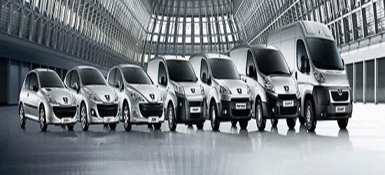 Veicoli commerciali Peugeot Peugeot