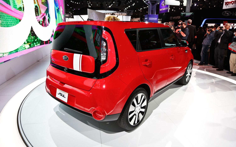 Recensoni: Kia Soul Restyling 2014 Kia Hyundai