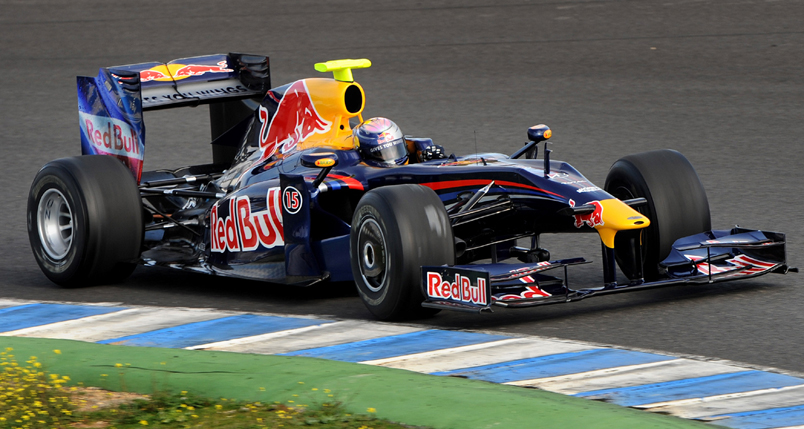 motore Red Bull