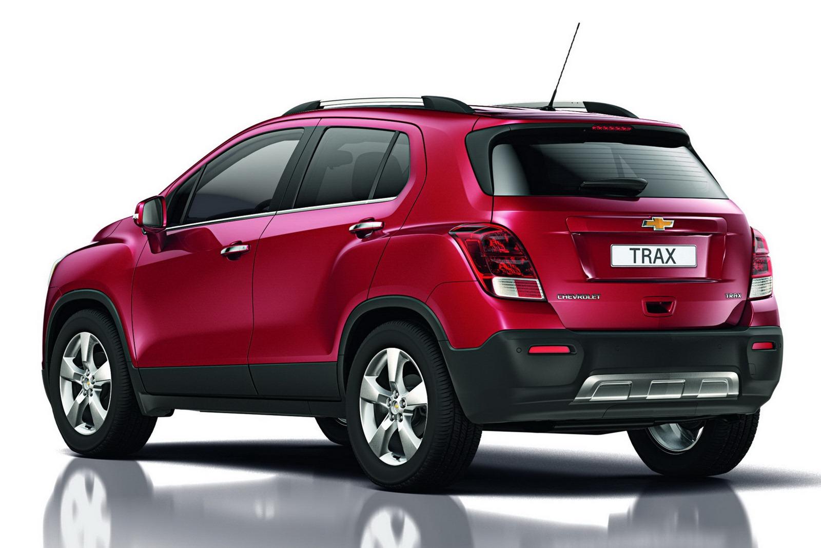Recensione Chevrolet Trax Recensioni