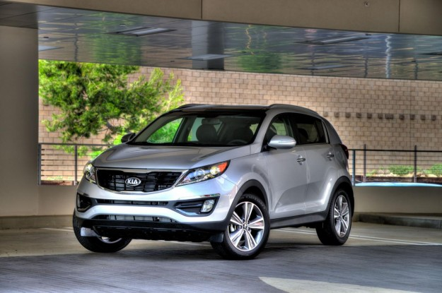Kia Sportage: il SUV numero uno in Germania! Kia Hyundai