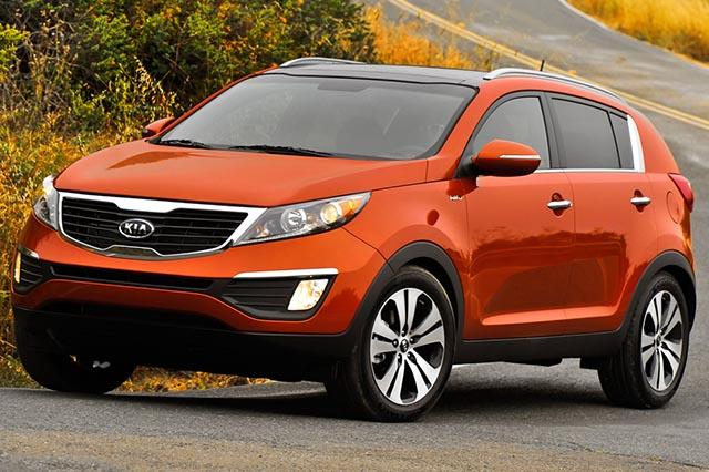 Kia Sportage: da oggi anche GPL! Kia Hyundai
