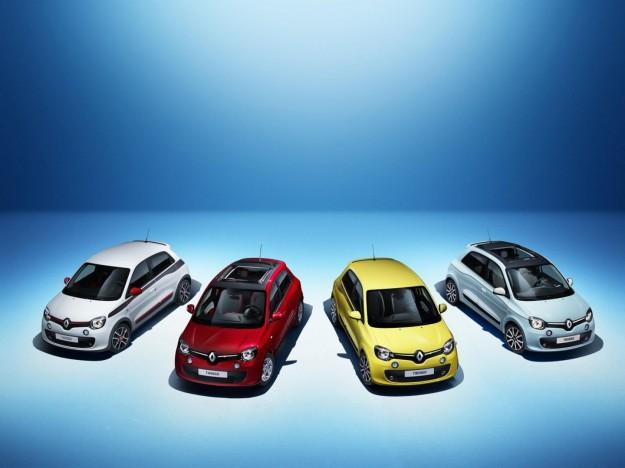 Recensione della nuova Twingo 2014 Renault