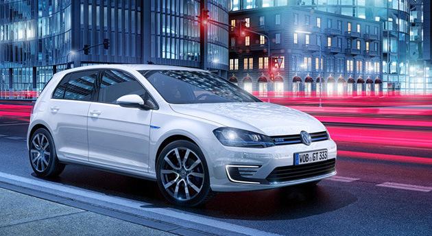 In arrivo la nuova Golf Ibrida GTE 2014 Volkswagen