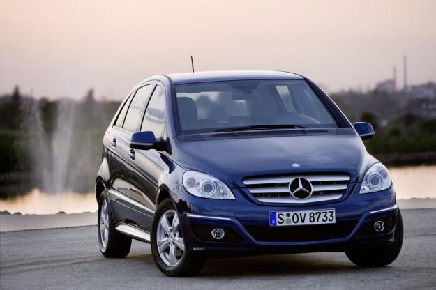 Recensione Mercedes Classe B a metano Mercedes Recensioni