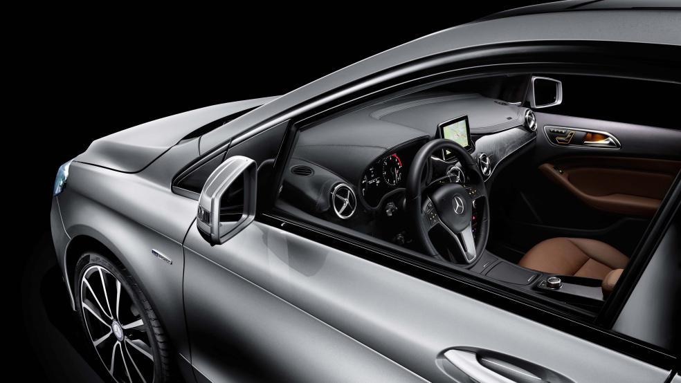 Brabus presenta la suo nuova versione della Mercedes GLA Mercedes