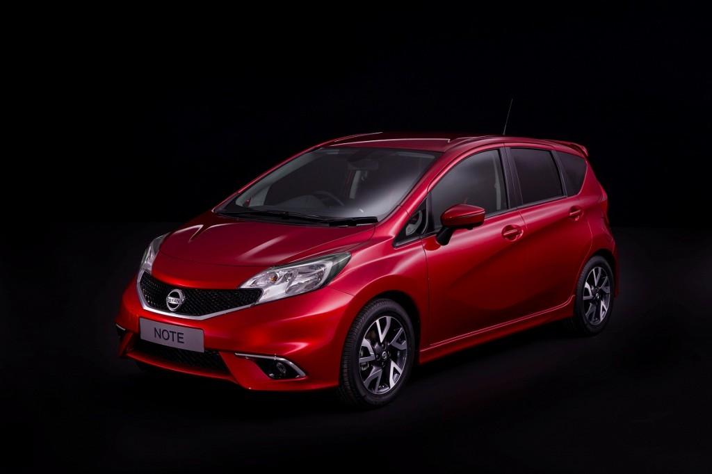 Caratteristiche e dimensioni della Nissan Note Nissan