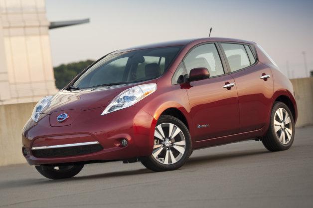 Caratteristiche e prezzo della Nissan Leaf Nissan