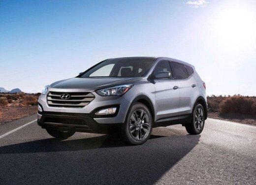 Nuova Santa Fe, promozione Hyundai per averla a tasso zero Kia Hyundai