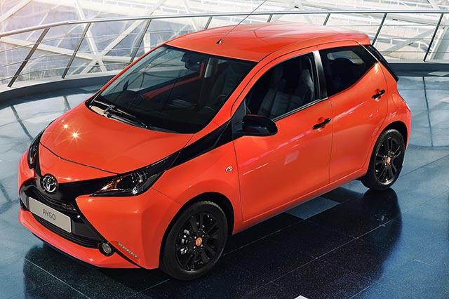 Toyota Aygo da 10.250 euro fino a fine settembre Toyota