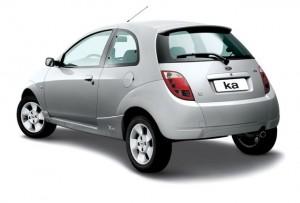Ford Ka in offerta nei concessionari da 7.950 euro Ford