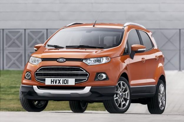 Ford Ecosport: come averlo con le offerte Ford Ford