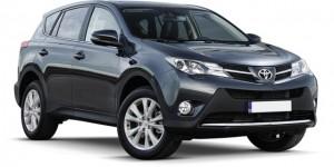 Come avere il Toyota RAV4 con 3.900 euro di vantaggi Toyota