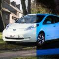 Nissan studia l'auto fosforescente: la comprereste? News
