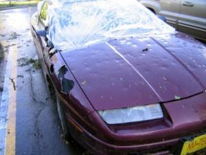 Mai più cattive sorprese, danni all'auto rilevati in tempo reale News