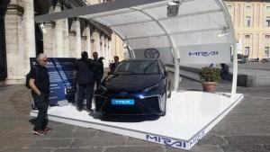 Toyota Mirai anche in Italia… o quasi! Toyota