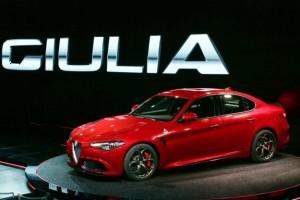 Arriva la nuova Alfa Romeo Giulia Fiat Chrysler Jeep