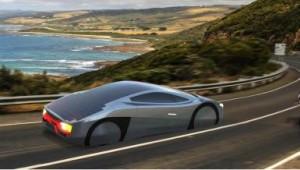 Immortus, ecco l'auto elettrica che può viaggiare all'infinito News