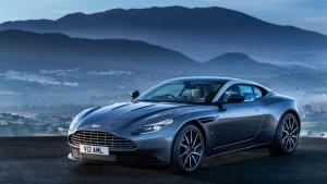 DB11, la nuova Aston Martin al top delle prestazioni Auto di lusso