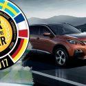 Peugeot 3008 Auto dell'Anno 2017 Peugeot